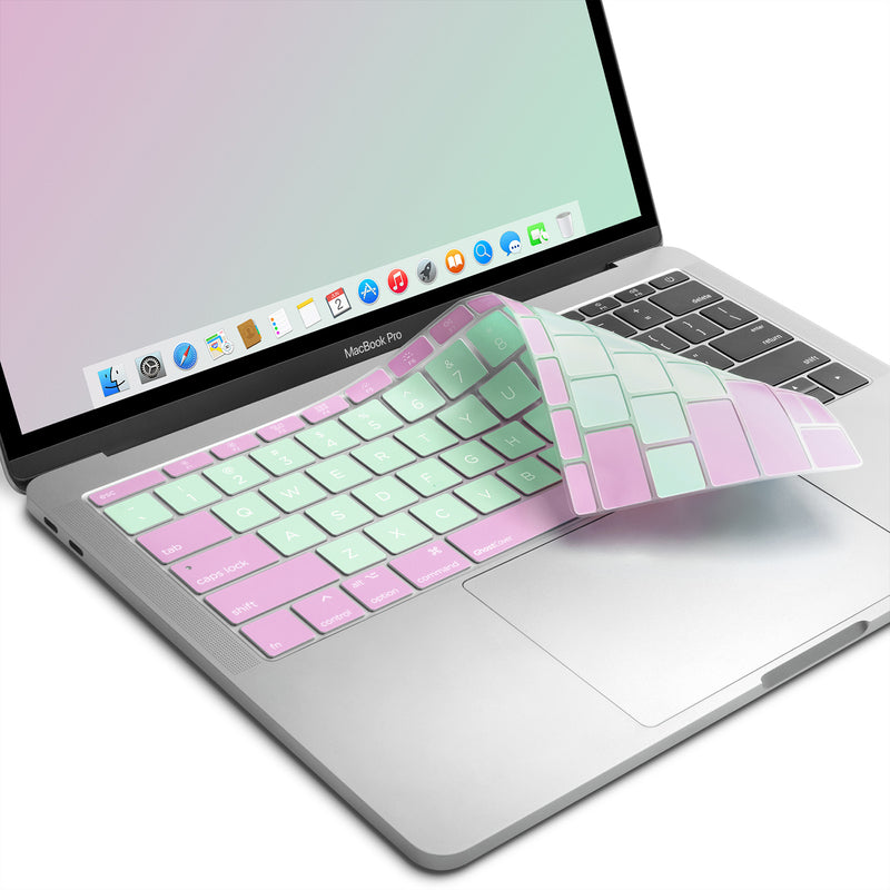 GhostCover® POP Premium Keyboard Protector for MacBooks, Unicorn Color