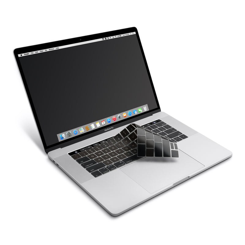 GhostCover® POP Premium Keyboard Protector for MacBooks, Espresso Color