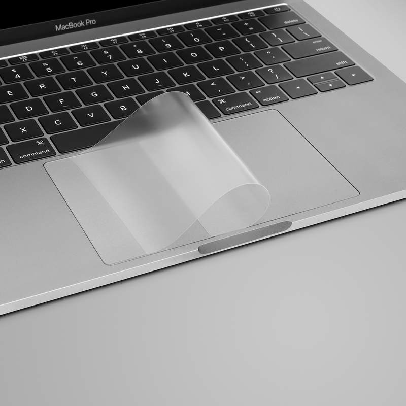 GhostCover® TOUCH Premium Touch bar and Trackpad Protector Set for MacBook