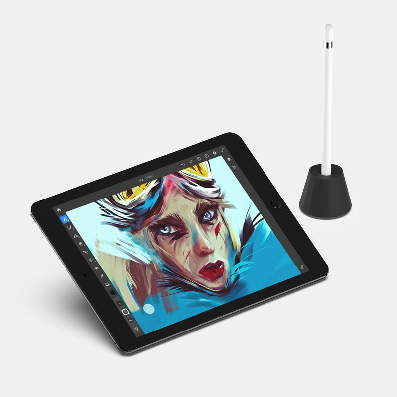 NimbleStand Silicone Stand for Apple Pencil