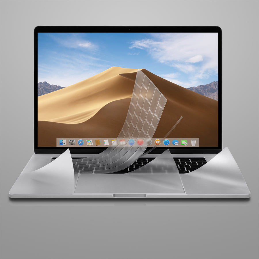 GhostCover Complete Protection Bundle for MacBook