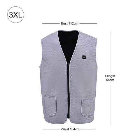 Infrared Heated Vest - Stella Select