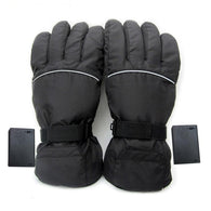Battery Powered Carbon Fiber Heating Gloves