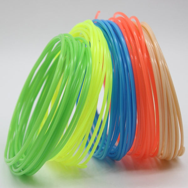 Durable High Strength 3D Filament PLA Supplies 1.75mm For 3D Printing Pen