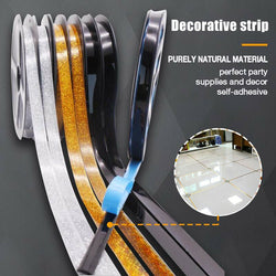 Mildew-proof Waterproof Gap Tape Self-adhesive - Stella Select