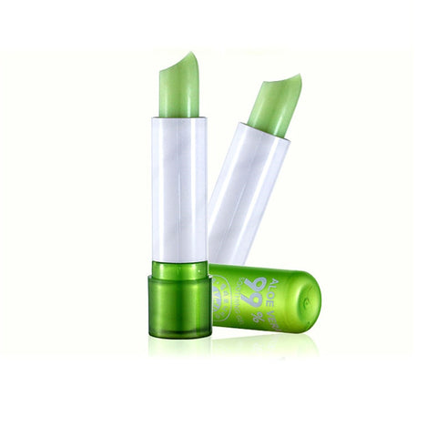 1PC Moisture Lip Balm Long-Lasting Natural Aloe Vera Lipstick - Stella Select