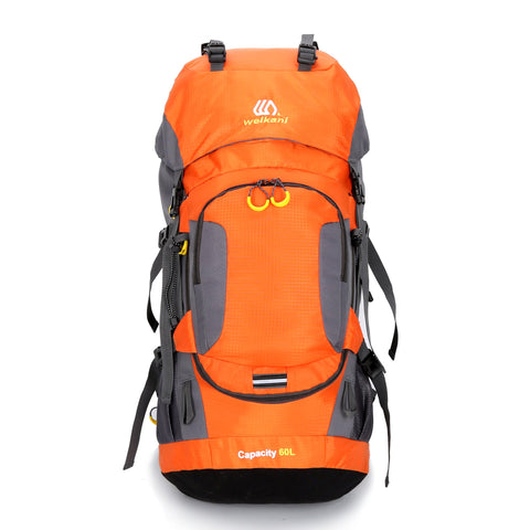 unisex 60L Waterproof male backpack travel pack sports bag pack Outdoor Camping Mountaineering Hiking Climbing backpack for men