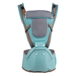 0-48M Ergonomic Baby Carrier Infant Baby Hipseat Carrier Front  for Baby Travel - Stella Select