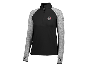 NSLS Seal Women's Tech Shirt - Black