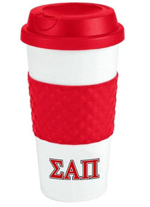 Greek Letter Travel Cup