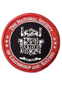 NSLS Embroidered Patch