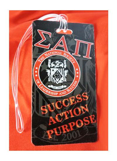NSLS Luggage Tag