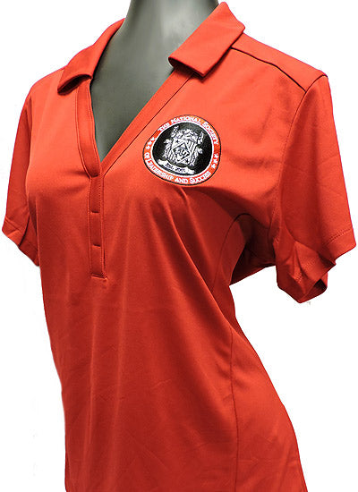 Women's NSLS OGIO Polo - Red