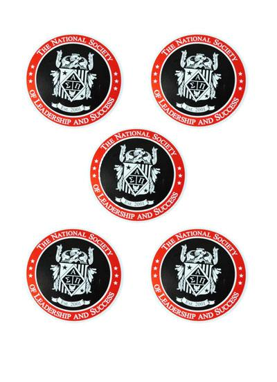 NSLS Stickers (Pack of 5)