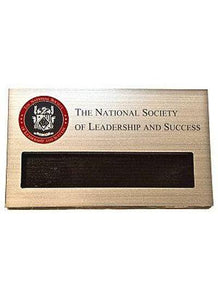 Official NSLS Name Tag