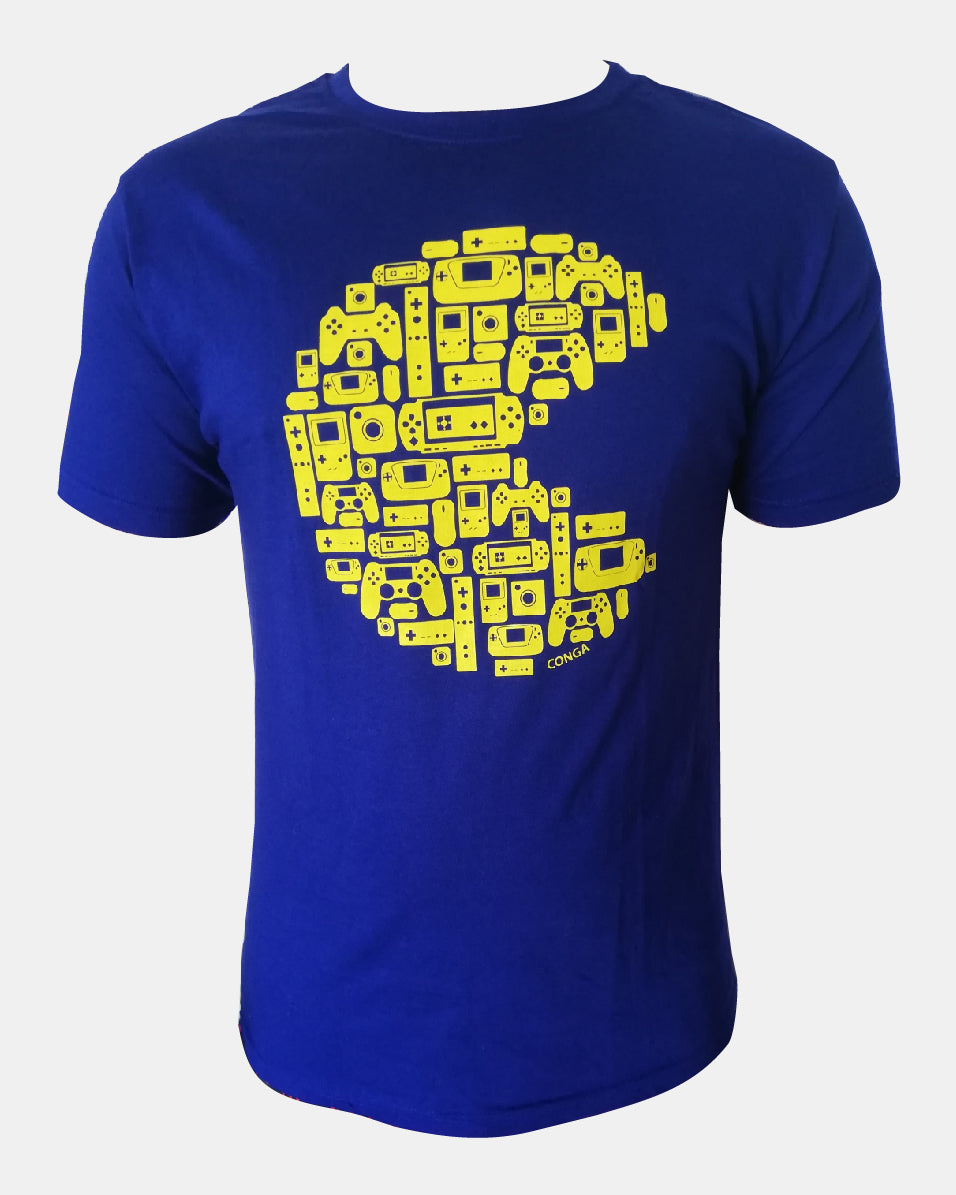 MENS Pac-Man Tee (S/L/XL) - Livy Loves