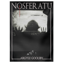 Load image into Gallery viewer, Tapestry- Nosferatu ALBUM COVER