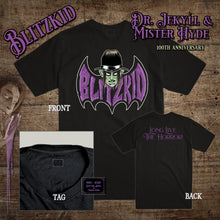 Load image into Gallery viewer, BLITZKID Dr. Jekyll & Mister Hyde CENTENNIAL SHIRT