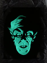 Load image into Gallery viewer, Enamel Pin- NOSFERATU GLOW