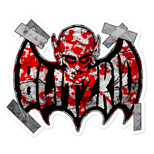 Sticker- Blitzkid BLITZBAT BLOOD