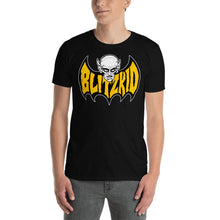 Load image into Gallery viewer, Shirt- Blitzkid BLITZBAT ORANGE