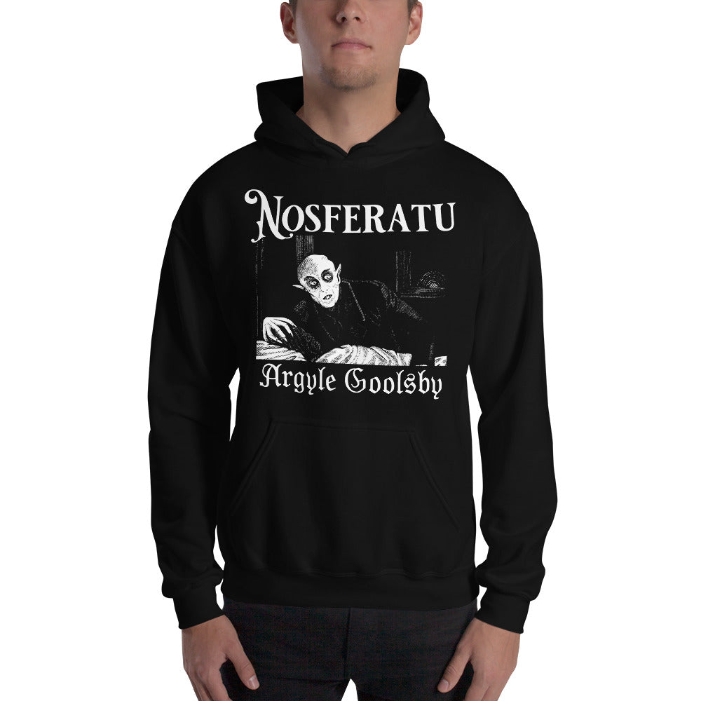 Nosferatu- SERPENT ON THE LACE Hoodie