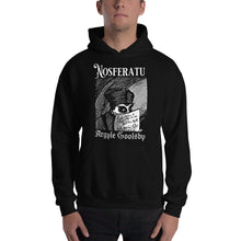 Load image into Gallery viewer, Nosferatu- OVER  DYING FIRE Hoodie