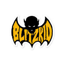 Load image into Gallery viewer, Sticker- Blitzkid SHADOWBAT ORANGE