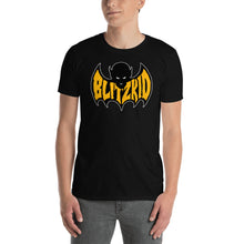 Load image into Gallery viewer, Shirt- Blitzkid SHADOWBAT Orange