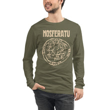 Load image into Gallery viewer, Long Sleeve- Nosferatu GNOSIS