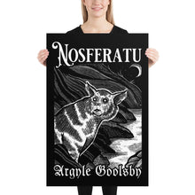 Load image into Gallery viewer, Nosferatu- A CURIOUS HORIZON Poster