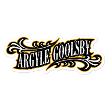 Load image into Gallery viewer, Sticker- Argyle Goolsby PROMETHEUS