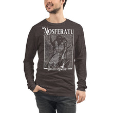 Load image into Gallery viewer, Nosferatu-COFFIN Long Sleeve