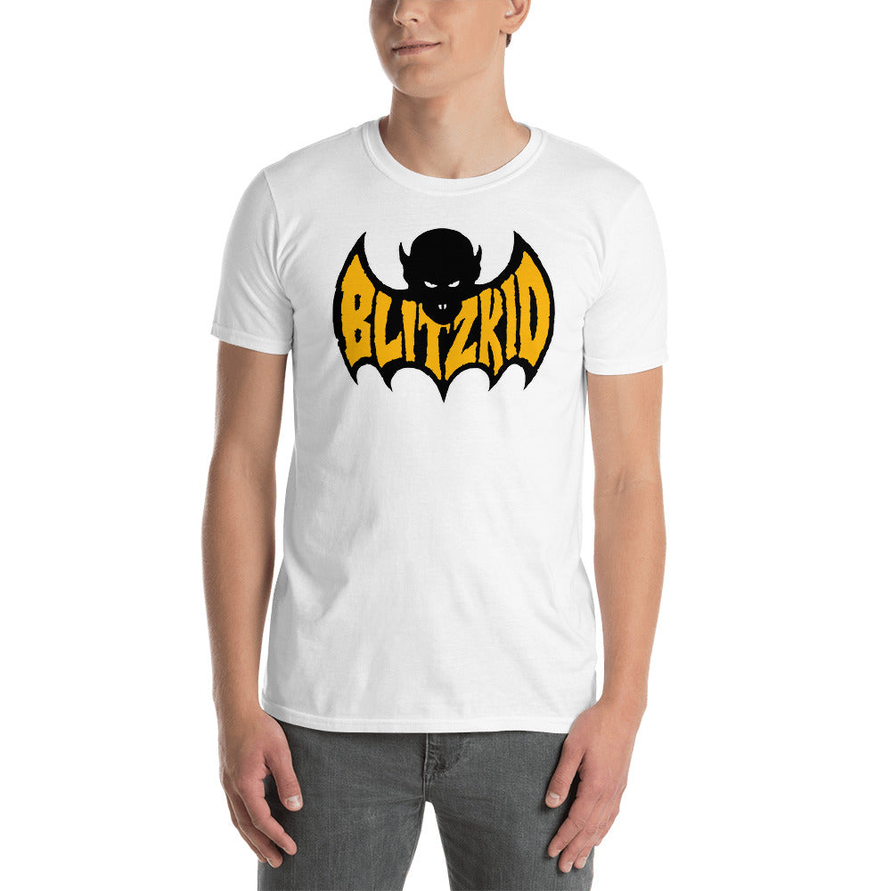 Shirt- Blitzkid SHADOWBAT Orange