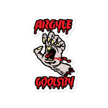 Load image into Gallery viewer, Sticker- Argyle Goolsby THRASHFERATU