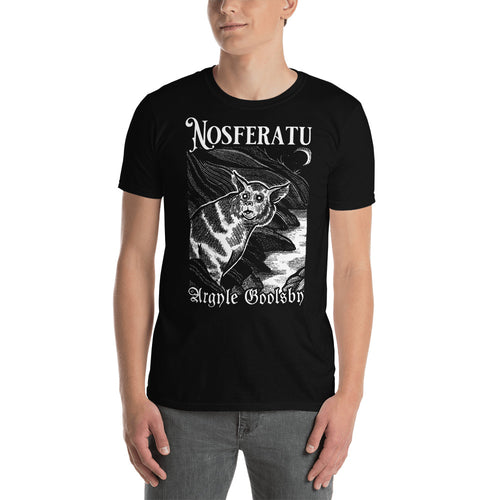 Shirt- Nosferatu A CURIOUS HORIZON