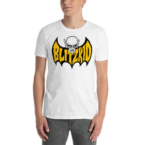 Shirt- Blitzkid BLITZBAT ORANGE