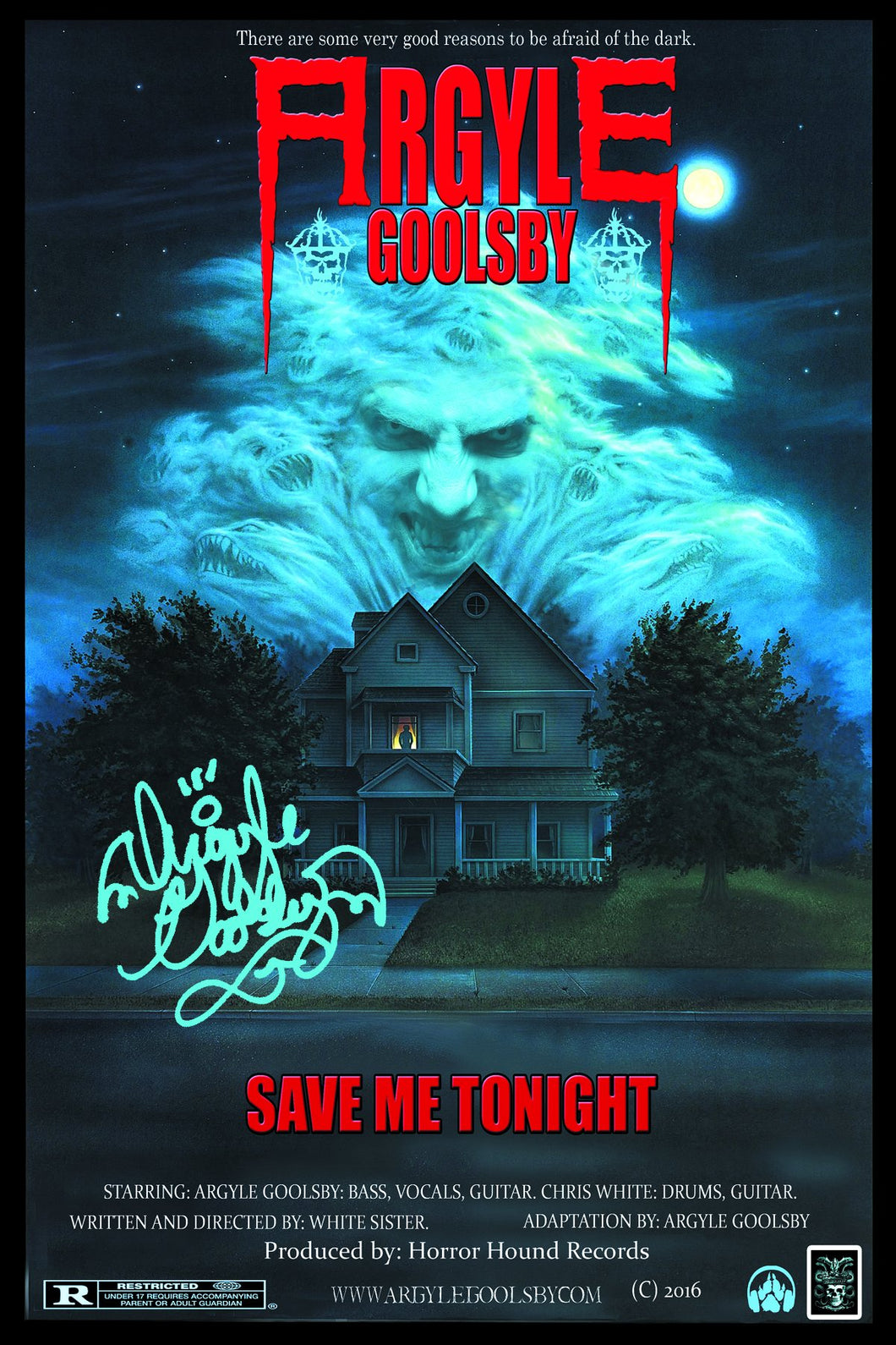 Poster- Save Me Tonight