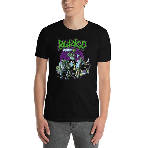 Shirt- Blitzkid SOMETIMES THEY COME BACK