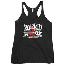 Load image into Gallery viewer, Racerback Tank- Blitzkid GHOST KEY