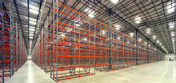 How to Plan Your Pallet Rack Storage Area