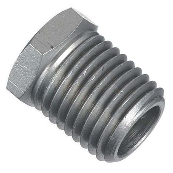 "Adapter - 3/8"" NPTF female x 1/4"" NPTF male"