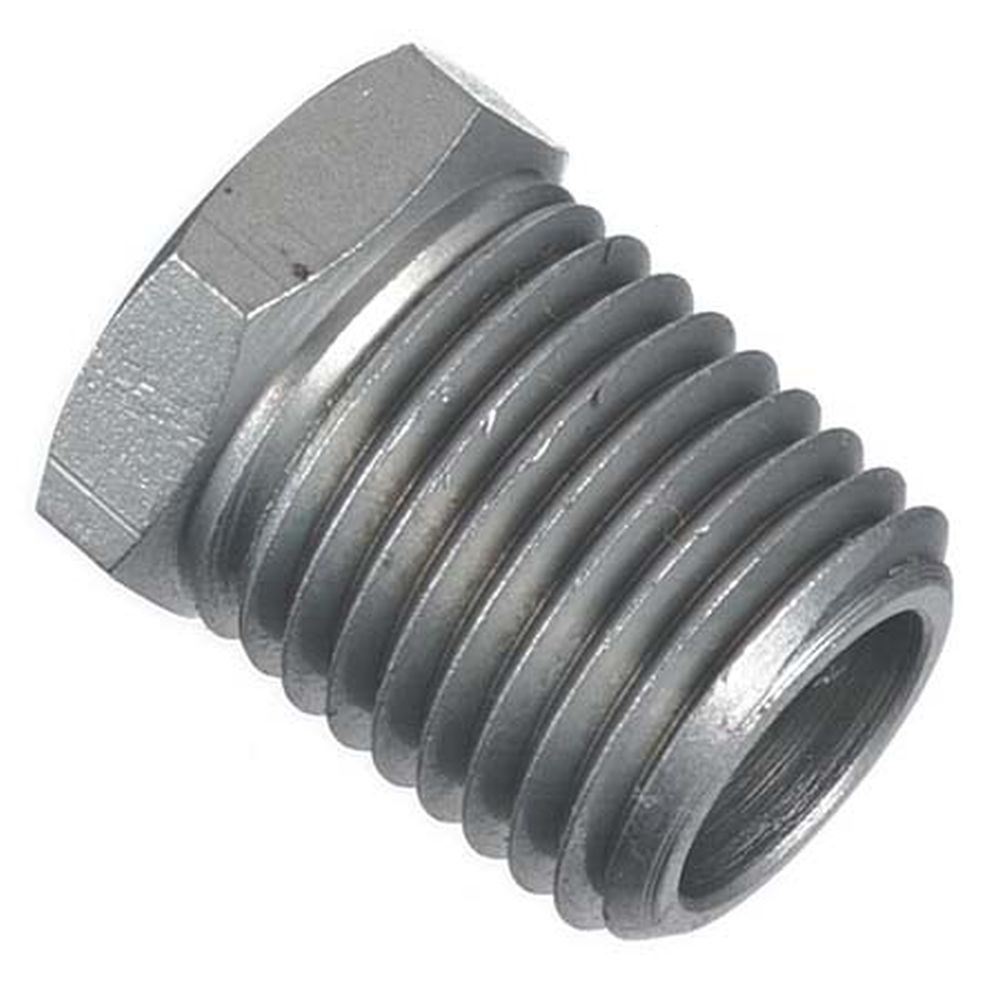 Reducer Bushing -1/8 NPTF female x 1/4 NPTF male - 10461