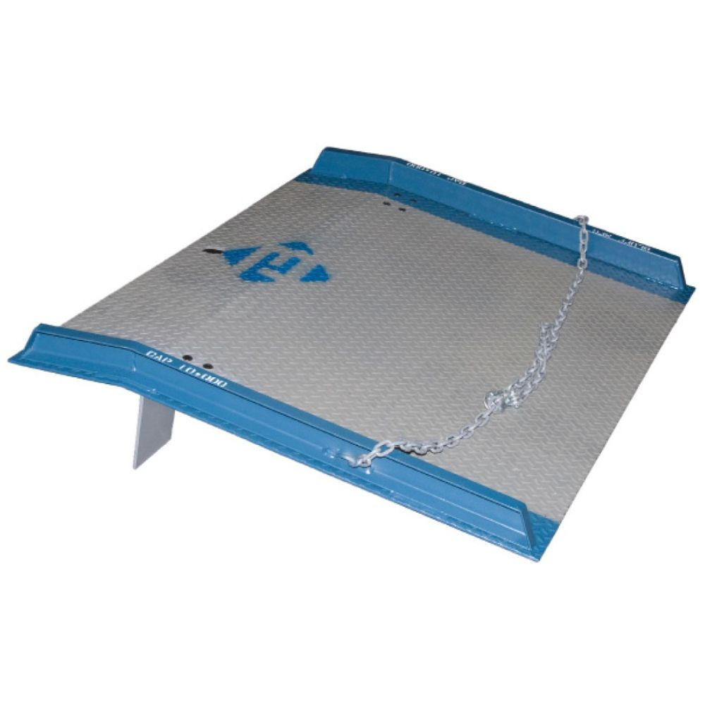 Light Duty Steel Dock Board - 10,000lb. Capacity