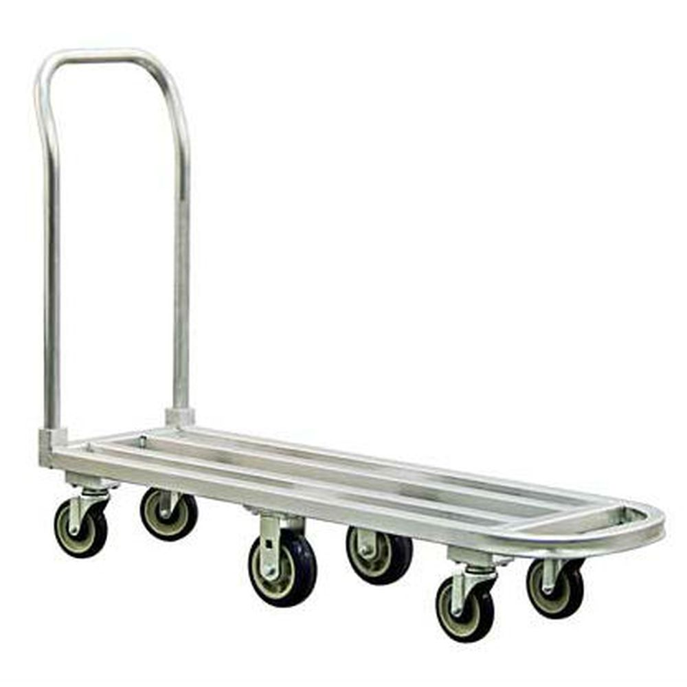 Stock Cart w/ Six Casters