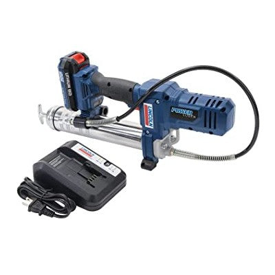 Powerluber Grease Gun w/ Battery and Charger