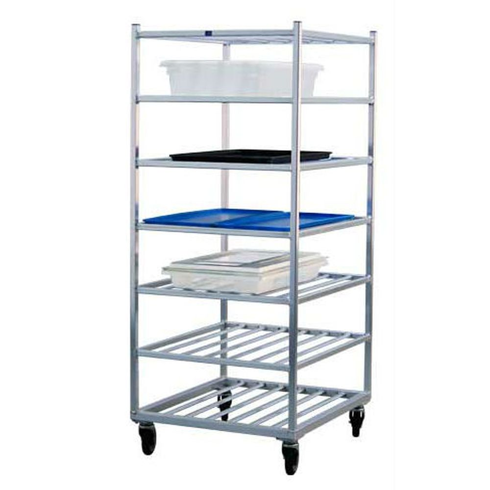 Universal Shelf Cart Double Deep