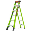 6 Ft. King Kombo Industrial Fiberglass 3-In-1 Ladder - Type IAA
