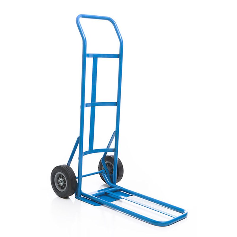Light Duty Hand Truck w/ Fold Down Nose - 400lb. Capacity