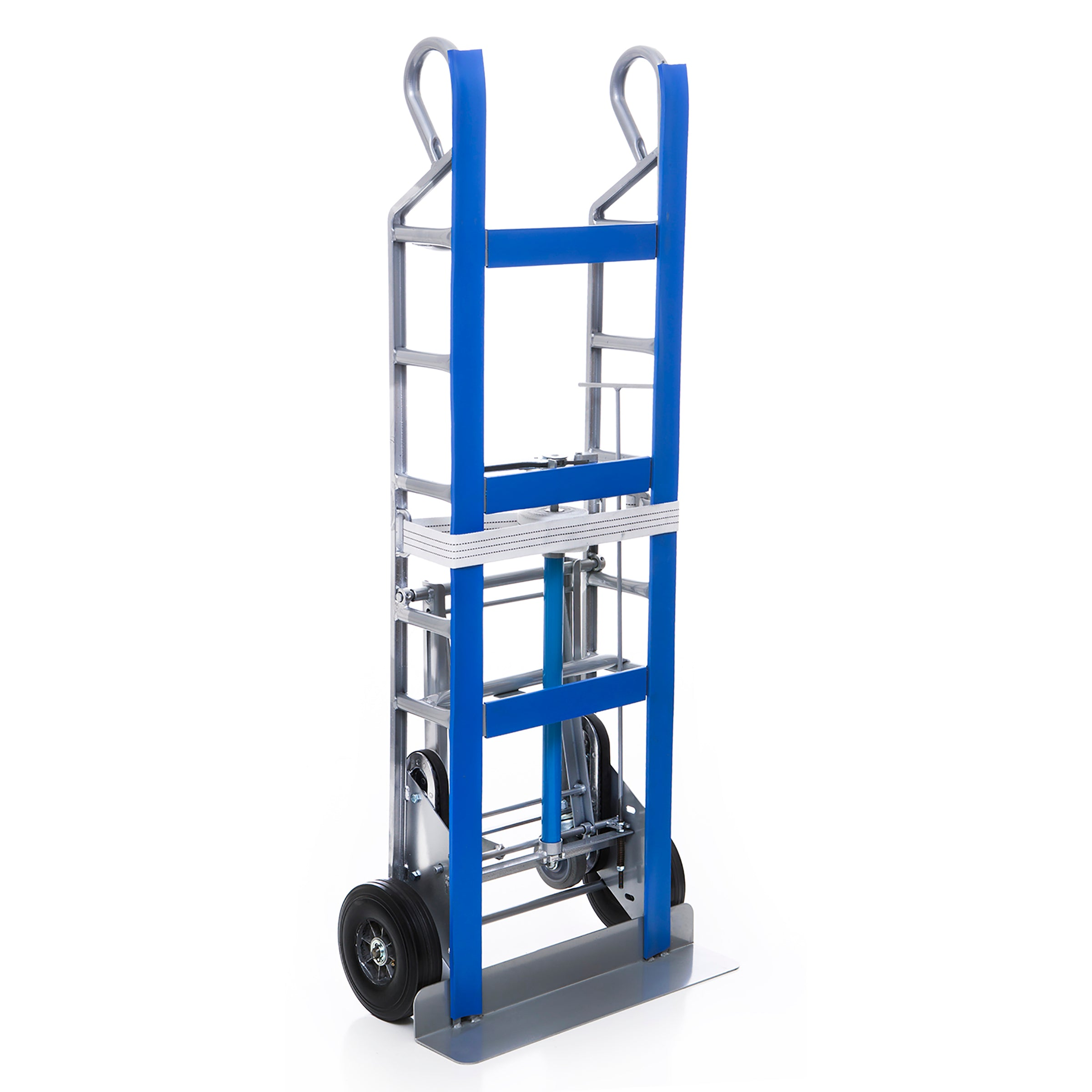 4-Wheel Appliance Hand Truck - Swing-Out